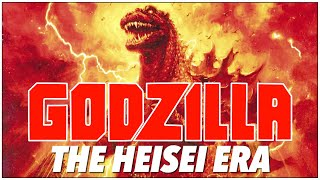 GODZILLA: The Heisei Era Retrospective - A King Reborn & Transformed