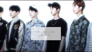 hyung line | u-rite