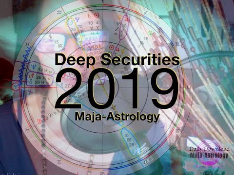 ASTROLOGY 2019 & THE 12 SIGNS! MAJOR TRANSITS.