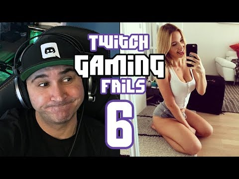 Best of Twitch Gaming Fails Compilation ft. Gamers RAGE, Girls & Funny Moments #6
