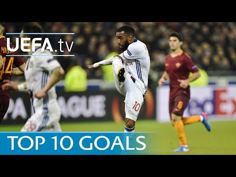 UEFA Europa League 2016/17 - Top ten goals