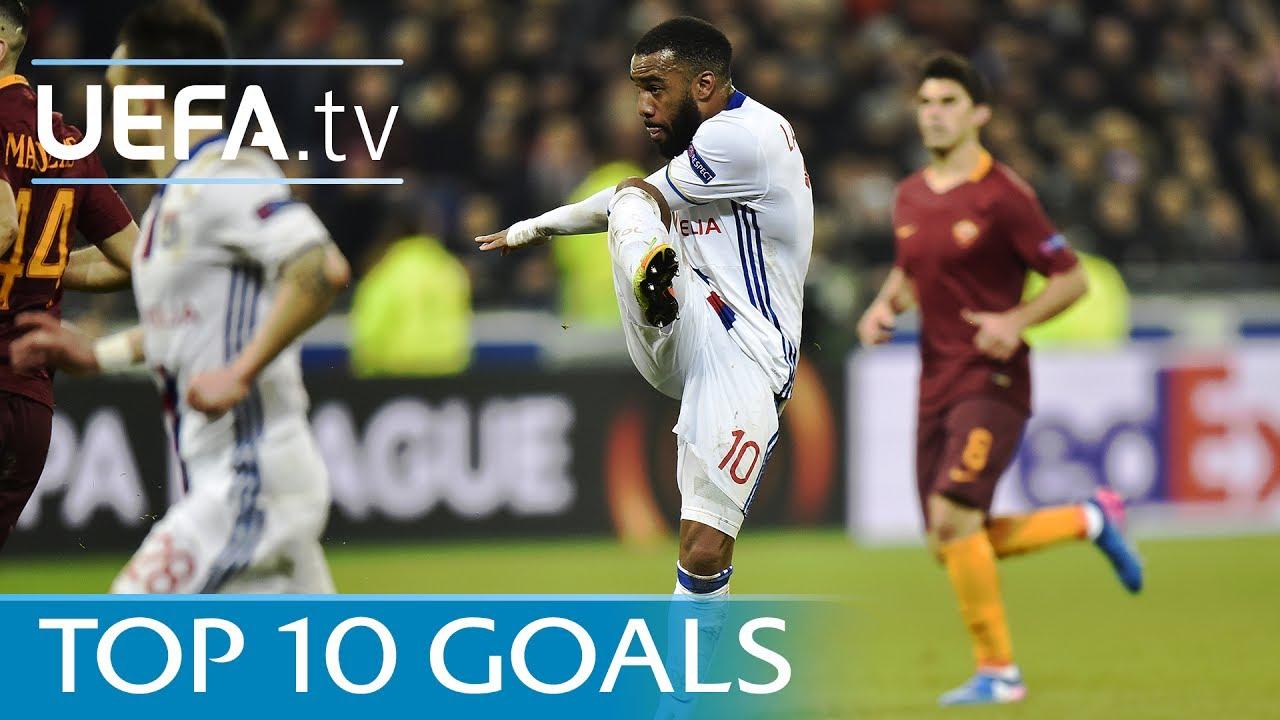 Download UEFA Europa League 2016/17 - Top ten goals