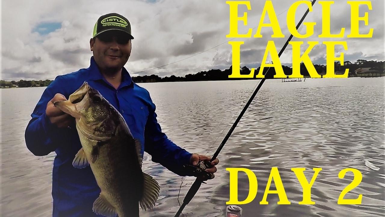 Florida Bass Fishing Eagle Lake Youtube