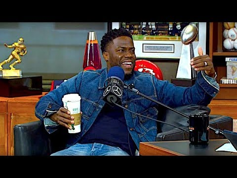 Kevin Hart Talks  The Upside,  Eagles, Drake, Bieber & More w/Dan Patrick | Full Interview | 1/10/19