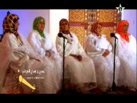 مديح نسائي أمازيغي - تنغير - المغرب Madih des femmes Amazigh-Tinghir-Maroc