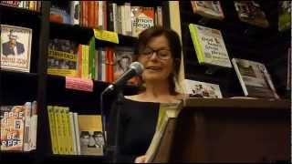 "Sylvie Simmons Book Reading & Signing, Leonard Cohen Biography ""I"