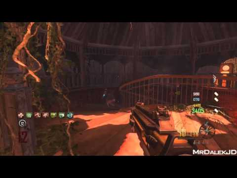 "Black Ops 2 ""BURIED"" Zombies - MAXIS ""End Game"" Easter Egg Complete! Maxis Defeats Richtofen!"