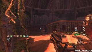 """Black Ops 2 """"BURIED"""" Zombies - MAXIS """"End Game"""" Easter Egg Complete! Maxis Defeats Richtofen!"""