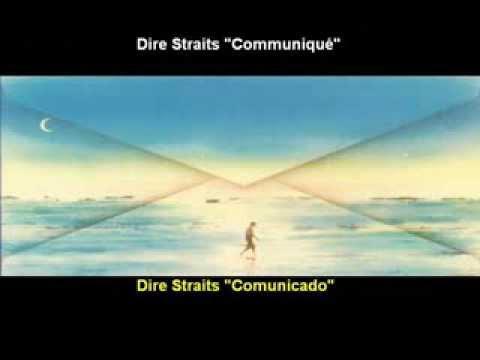 Dire Straits - Communiqué (Subtitulos español - inglés)