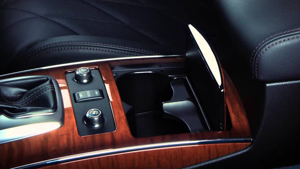 2013 infiniti fx accessing front cup holders youtube 2013 infiniti fx accessing front cup holders vanachro Choice Image