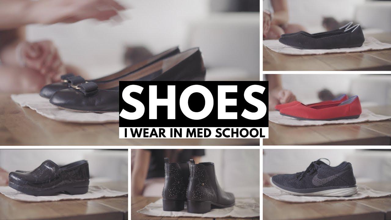 [VIDEO] - Shoes I Wear in Medical School! 7