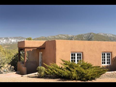 Private Hilltop Compound in Santa Fe, New Mexico