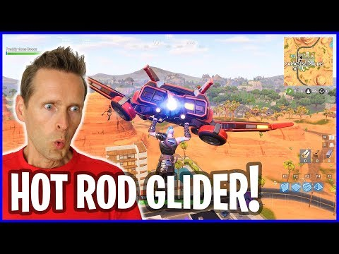 New LEGENDARY HOT ROD Glider!!!