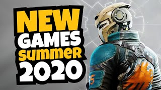 12 Best NEW Games Coming Summer 2020