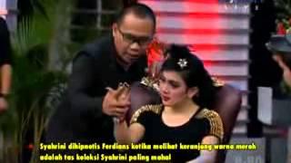 Download lagu FERDIANS SULIT MENORMALKAN SYAHRINI YANG TERHIPNOTIS