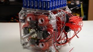 Q2 SELF CHARGING GENERATOR - CHARGE ACCE...