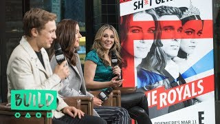 Elizabeth Hurley, William Moseley & Alexandra Park Talk About Season 4 Of