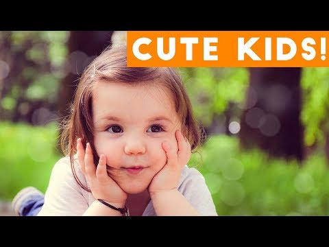 Cute and Funny Kid Videos 2017!