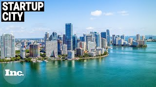 Why Miami Is the Perfect Place to Start a Business   Inc.