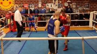 TaE Nyrkkeily Vadim Kytyk vs. Karri Lohi, HäKi