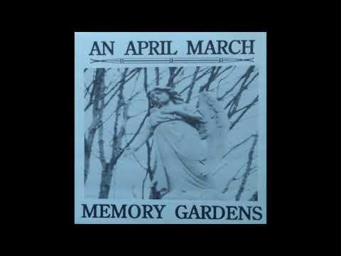 An April March | Cassette EP: Memory Gardens | Dreampop | Canada | 1990