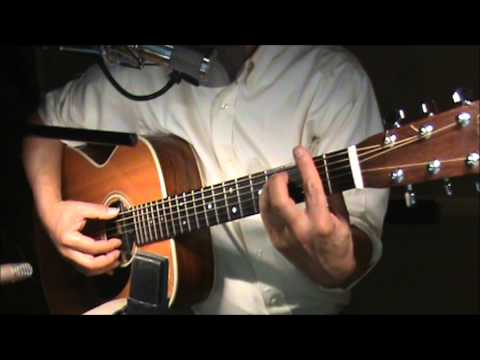 traveling man- chords- Ricky Nelson -cover- finger style