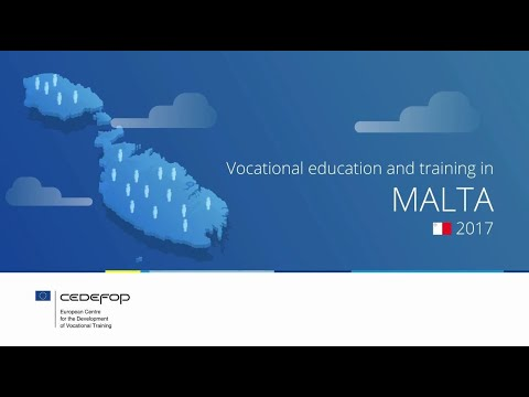 Vocational education and training in Malta