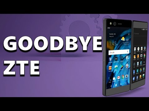 ZTE Ending Smartphone Operations
