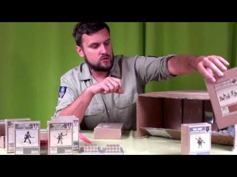 Babylon Kickstarter WAVE 3 unboxing !