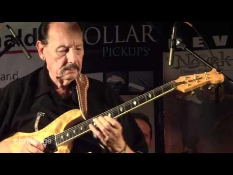 HD - 2012 Guitar Geek Festival - Nokie Edwards (The Ventures) Live! - Ginza Lights - 2012-01-20