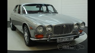 Jaguar XJ6 Series 1 1973-VIDEO- www.ERclassics.com
