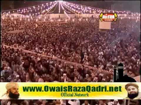 Owais Raza Qadri   Habib-e-Khuda ka Nazara  Mehfil Shab-e-Baar'at 2005 QTV (Like Us on Facebook)