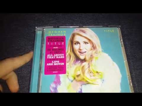 Meghan Trainor - Title (Deluxe) Unboxing