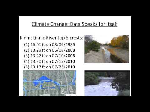 Adaptation and Water, Wastewater and Stormwater