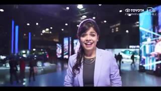 Toyota At India Auto Expo 2018