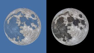 Flat Earth - TRUTH #37 - The Moon Is 100% Transparent