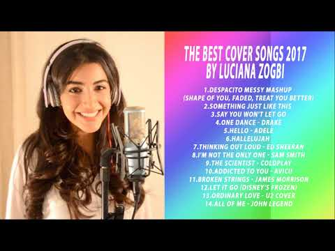 Poular Songs - Best Cover Songs - The Best Of Luciana Zogbi - 2017
