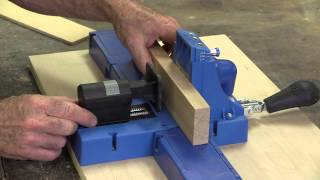 The New K5 Kreg Jig