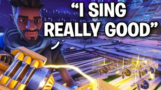 Scammer SINGS for his weapons BACK!! 🤧🎤 (Scammer Get Scammed) Fortnite Save The World