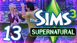 Sims 3 [supernatural Ep.13] - Worst Wedding Ever!