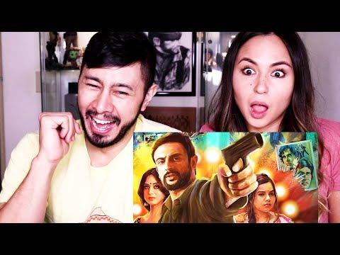 APHARAN | Arunoday Singh | Nidhi Singh | Alt Balaji | Trailer Reaction!