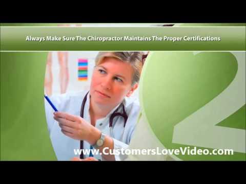 Chiropractor video marketing online St Augustine FL FLorida Jacksonville Palm Coast