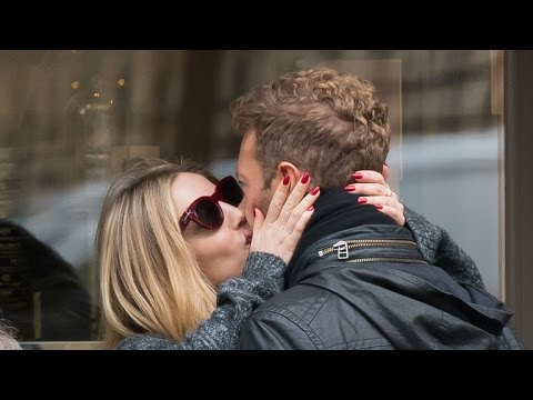 Chris Martin's New Love, Revealed! See His Steamy Make-Out With Annabelle Wallis