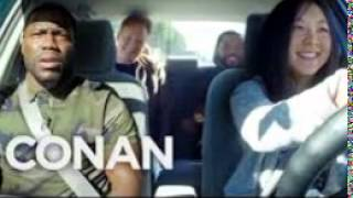 Ice Cube, Kevin Hart And Conan Help A Student Driver - CONAN on TBS