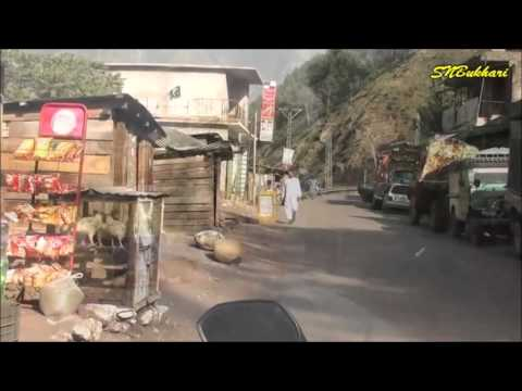 Neelum Valley Tour (2) Muzaffarabad To Sharda