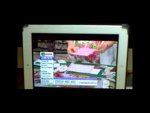 Carley duff create and craft tv scrapbook stamp society for Watch create and craft tv online