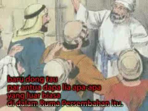 Bible Acts karaoke - Malay