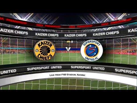 Absa Premiership 2017/2018 - Kaizer Chiefs vs SuperSport United