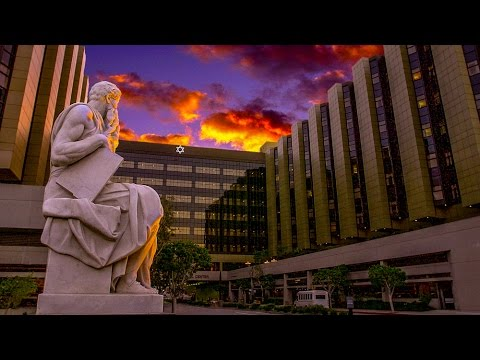 A Visit To Cedars-Sinai Medical Center, Los Angeles
