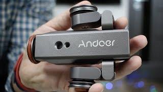 Andoer L4 Autodolly - электронный слайдер (тележка) / ЛУЧШИЙ ДРУГ ВИДЕОГРАФА! ► ПОДРОБНЫЙ ОБЗОР